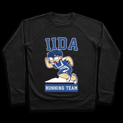 Tenya Iida Running Team Pullover