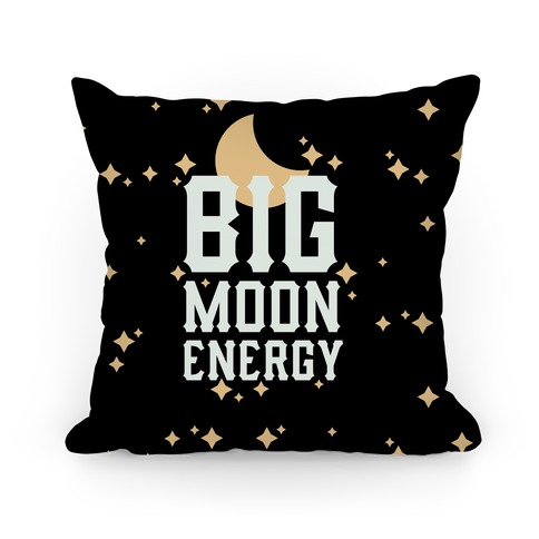 Big Moon Energy Pillow