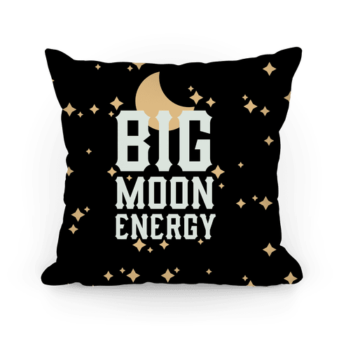 Big Moon Energy Pillow