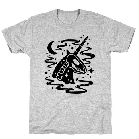 Spooky Ghost Unicorn T-Shirt