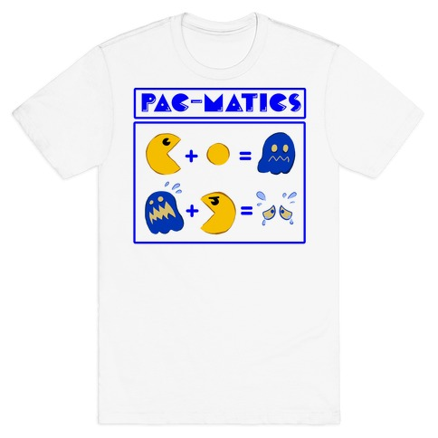 Pac-matics T-Shirt