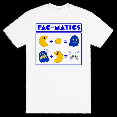 Pac-matics Mens T-Shirt