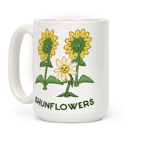 Shunflowers Coffee Mug