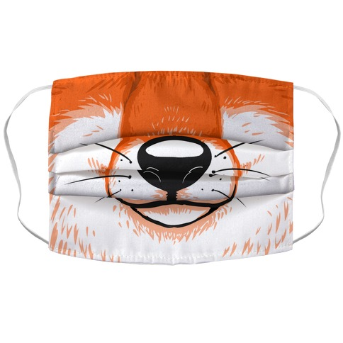 FoxMouth  Face Mask