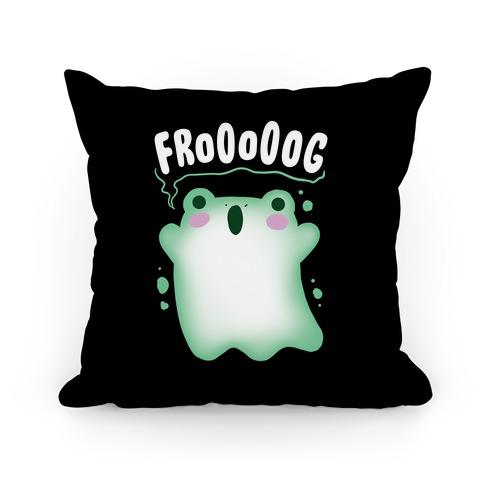 FroOoOOg Pillow