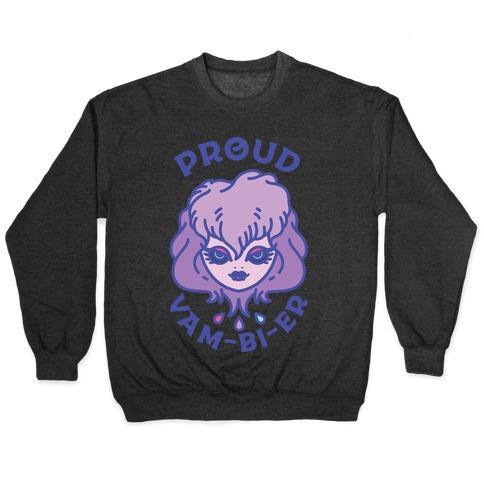 Proud Vam-bi-re Pullover