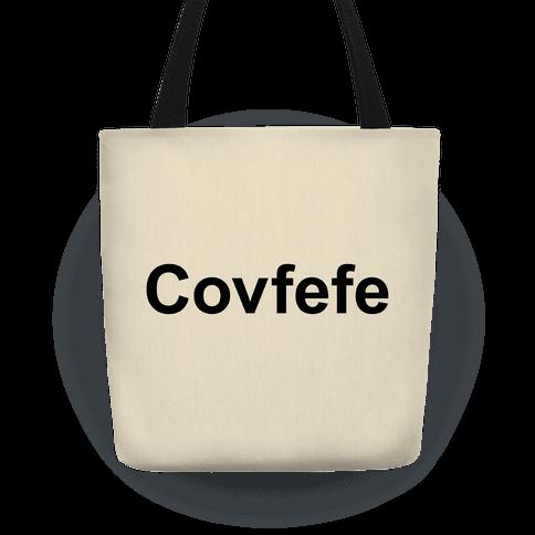 Covfefe Tote
