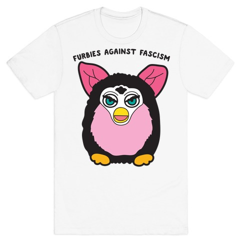 Furbies Against Fascism T-Shirt