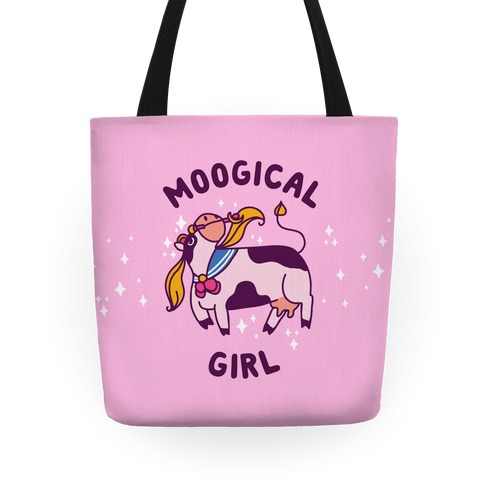 Moogical Girl Tote