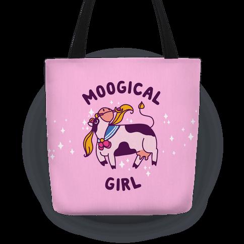 Moogical Girl Tote