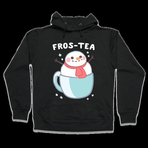 Frosty Fros-tea Hooded Sweatshirt