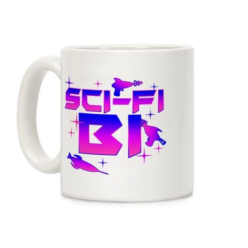 Sci-Fi Bi Coffee Mug
