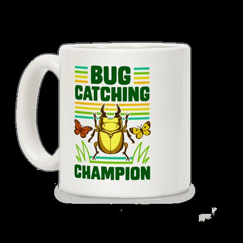 Bug Catching Champion Coffee Mug