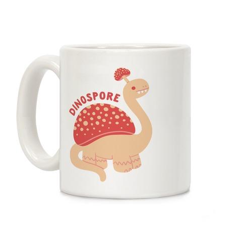 Dinospore Coffee Mug