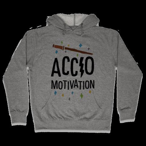 Accio Motivation Hooded Sweatshirt