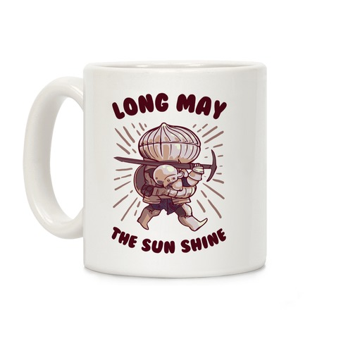 Siegward: Long May The Sun Shine Coffee Mug