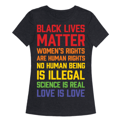Black Lives Matter List