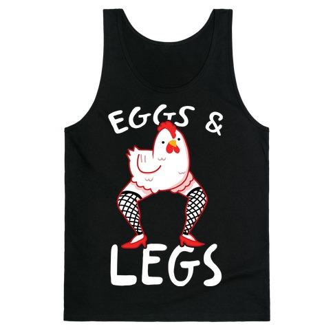 Eggs & Legs Tank Top