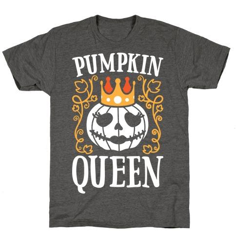 Pumpkin Queen (White) T-Shirt