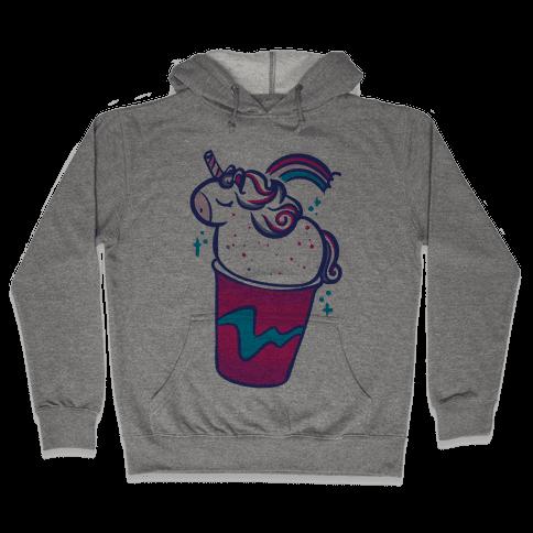 Unicorn Frapp Hooded Sweatshirt