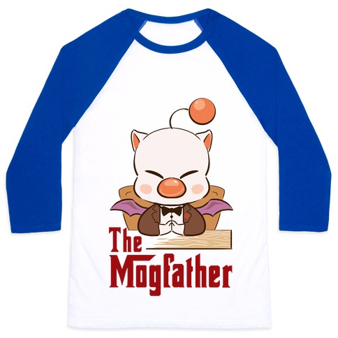 The Mogfather Baseball Tee