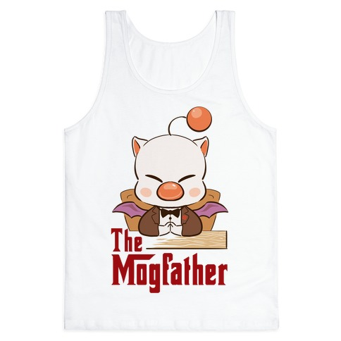 The Mogfather Tank Top