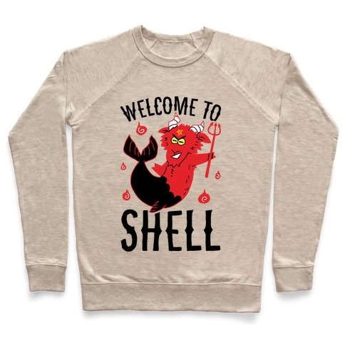 Welcome To Shell Pullover