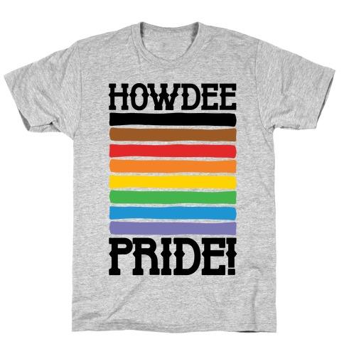 Howdee Pride T-Shirt
