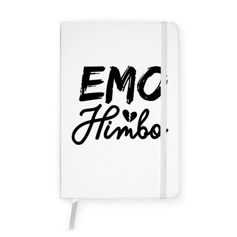 Emo Himbo Notebook