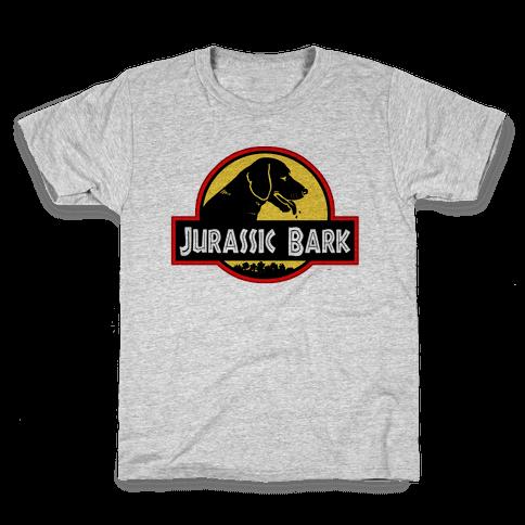 Jurassic Bark Kids T-Shirt