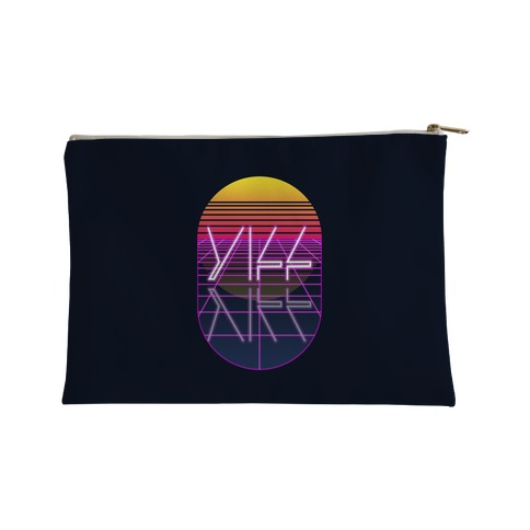 Synthwave Yiff Accessory Bag