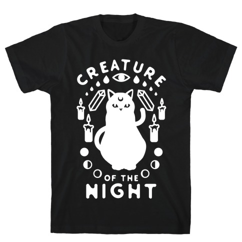 Creature of the Night T-Shirt