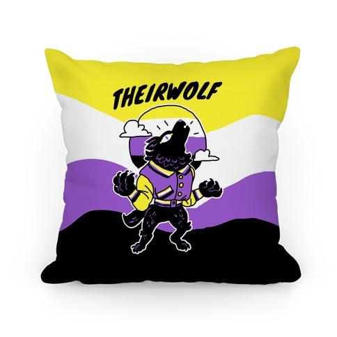 Theirwolf Pillow
