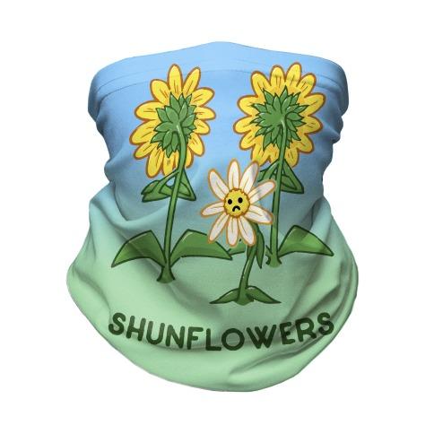 Shunflowers Neck Gaiter