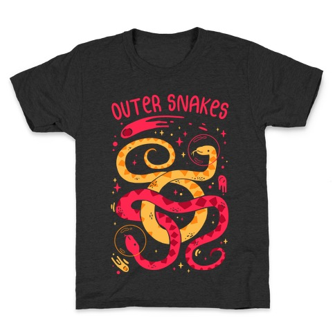 Outer Snakes Kids T-Shirt