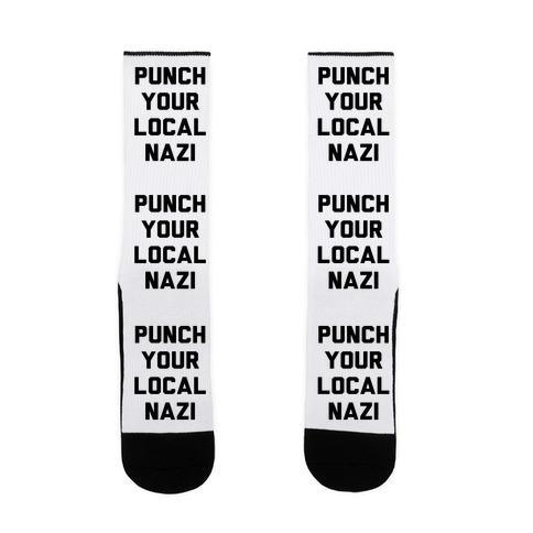 Nazi Punch T-shirts, Mugs and more | LookHUMAN