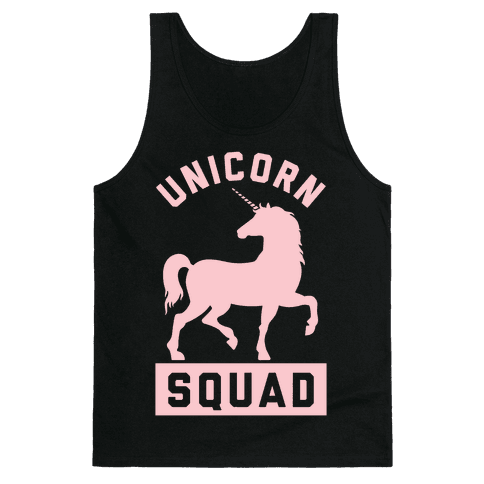 Unicorn Squad Tank Top