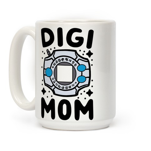 Digi Mom Coffee Mug