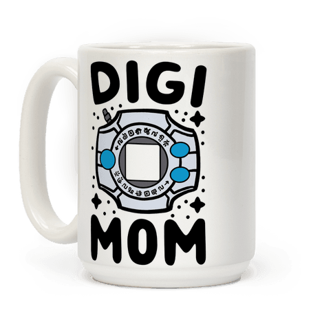 Digi Mom Coffee Mug