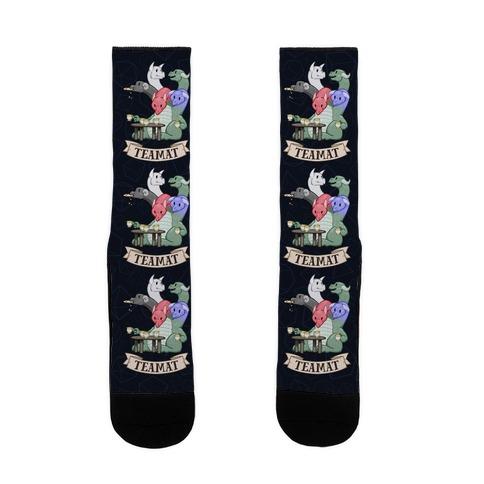 Teamat Sock