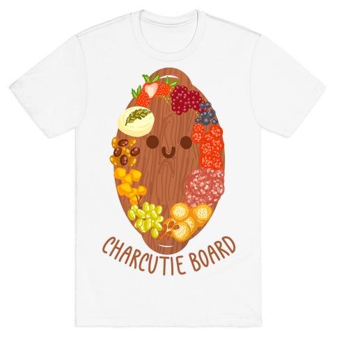 Charcutie Board T-Shirt