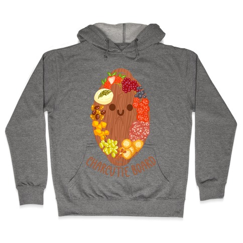 Charcutie Board Hooded Sweatshirt
