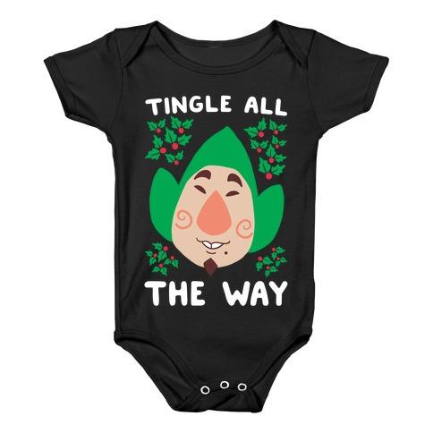 c42947841 Tingle Legend Of Zelda Baby Onesies   LookHUMAN