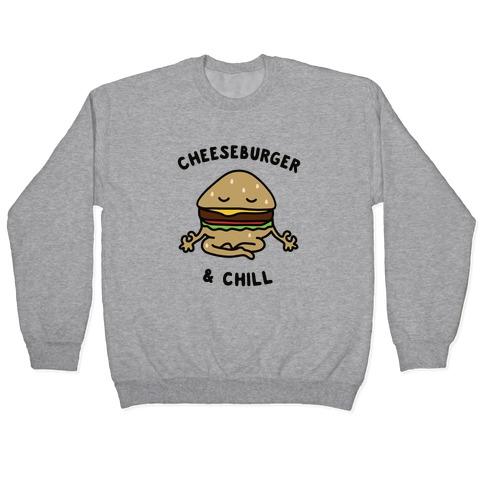 Cheeseburger & Chill Pullover