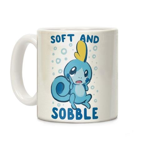 Soft and Sobble Coffee Mug