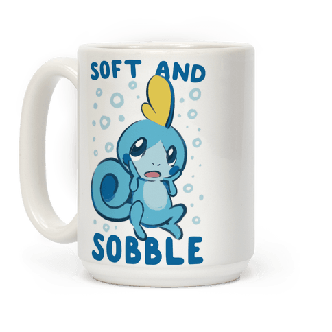 Soft and Sobble Coffee Mug