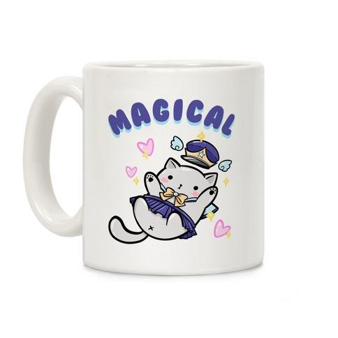 Magical Cat Coffee Mug