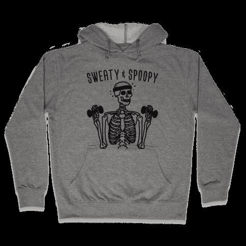 Sweaty & Spoopy Hooded Sweatshirt