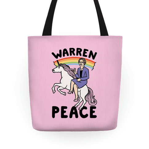 Warren Peace Tote