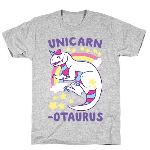 Unicarnotaurus - Unicorn Carnotaurus T-Shirt